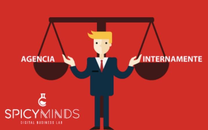 Marketing Digitale: Assumere un'agenzia o farlo internamente, cosa è meglio per la mia attività?